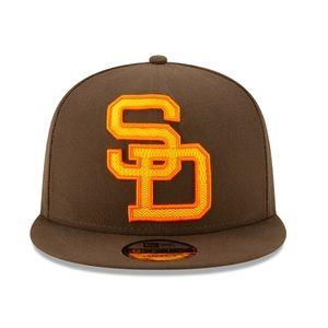 New Era 9Fifty San Diego Padres CTO Snapback Hat
